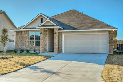 1122 Lilac Ledge Drive, Temple, TX