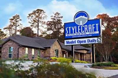 Stylecraft Builders - Lake Conroe/Montgomery
