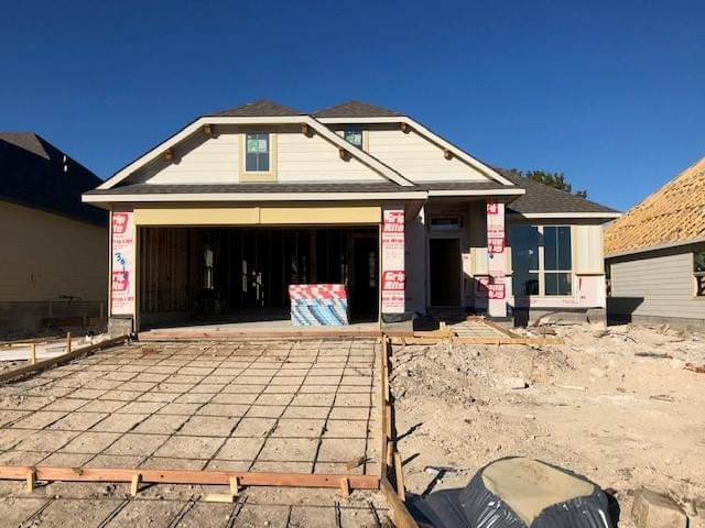 1,846sf New Home in Belton, TX