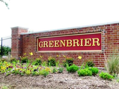 Greenbrier New Homes in Bryan, TX