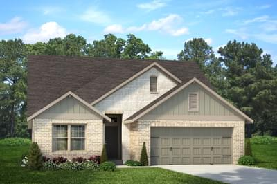 Irwin  New Home in Killeen