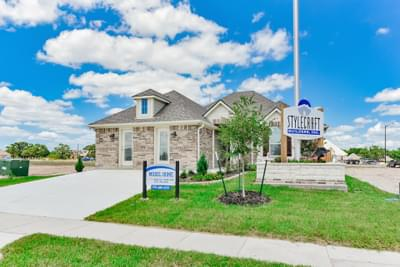 1,639sf New Home in College Station, TX