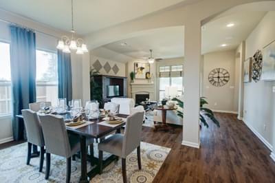 1,825sf New Home in Huntsville, TX