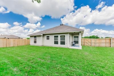 1,517sf New Home in Bryan, TX