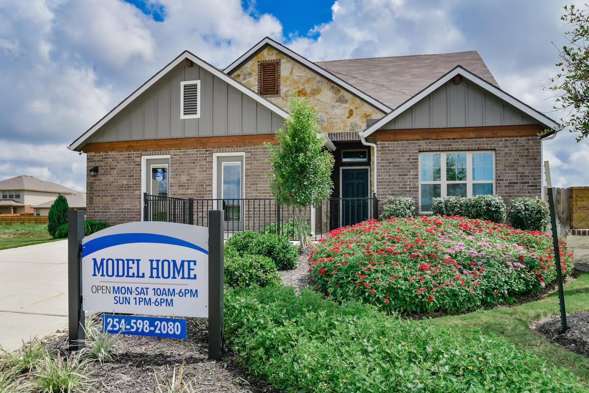 2,554sf New Home in Temple, TX