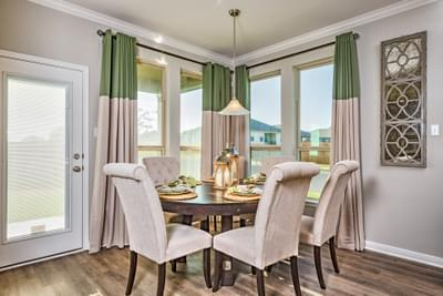 The Enclave at Park Meadows New Homes in Waco, TX