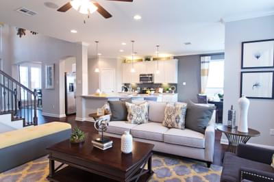 Heartwood Park New Homes in Copperas Cove, TX