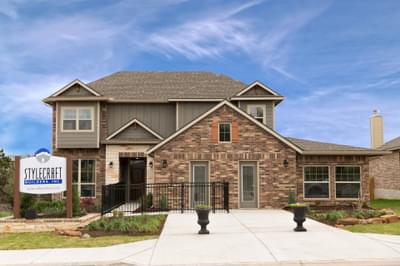 New Homes in Belton, TX