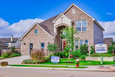 Edgewater New Homes in Bryan, TX