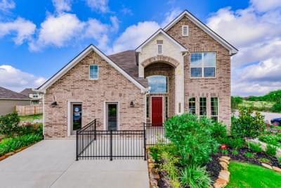 Edgewater New Homes in Bryan, TX