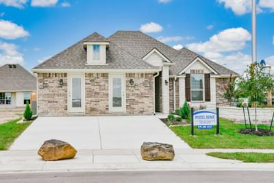 Creek Meadows New Homes in College Station, TX