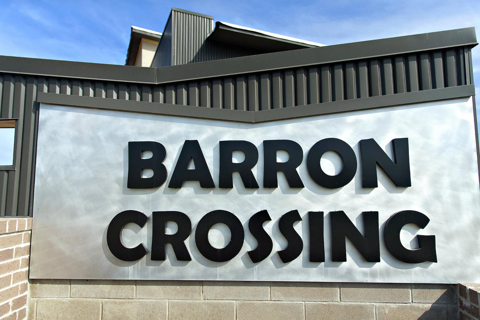 Barron Crossing New Homes in College Station, TX
