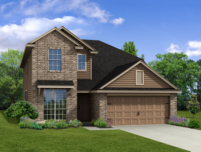 S-2697 New Home in Killeen