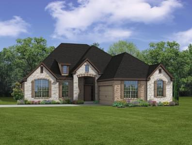 E-2350 New Home in College Station