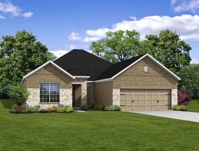 E-2478 New Home in College Station