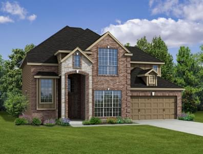 E-3135 New Home in College Station