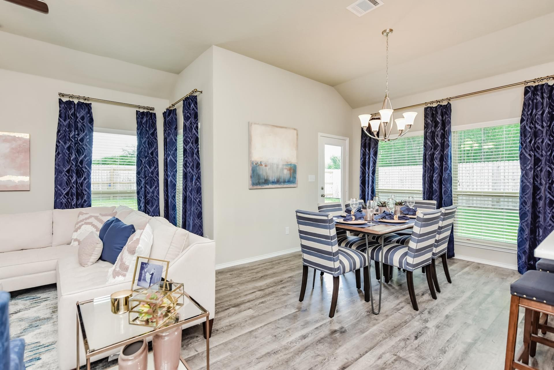 Porter's Meadow New Homes in Bryan, TX