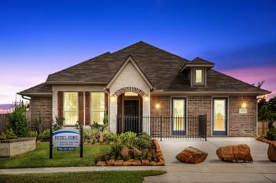 New Homes in Montgomery, TX