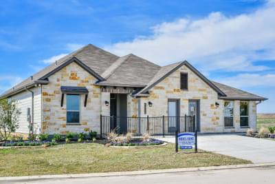 New Homes in Brenham, TX