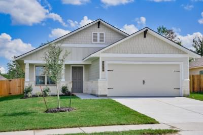 1676 New Home in College Station