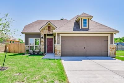1262 New Home in Bryan