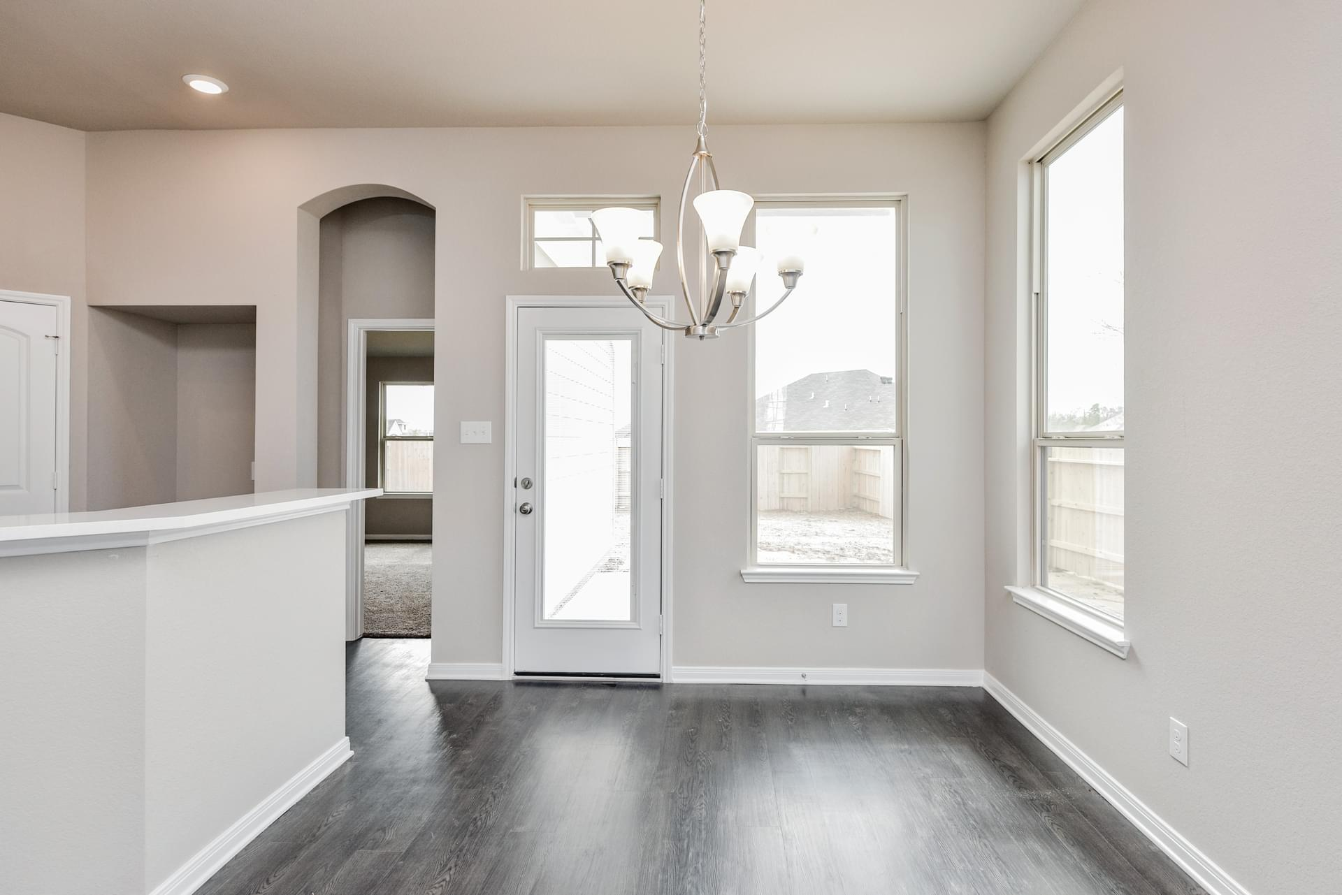 1,266sf New Home