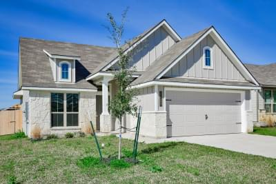 1443 New Home in Navasota