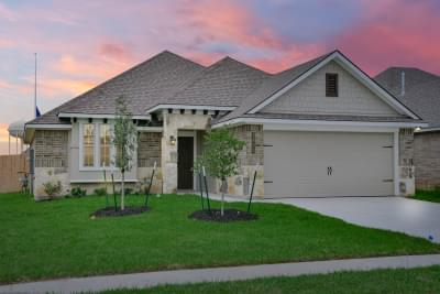 1613 New Home in College Station
