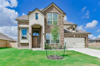 3135 New Home in College Station