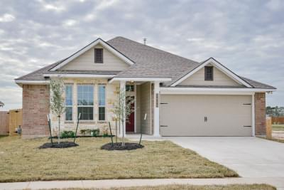 1514 New Home in Conroe