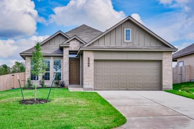S-1363 New Home in Killeen