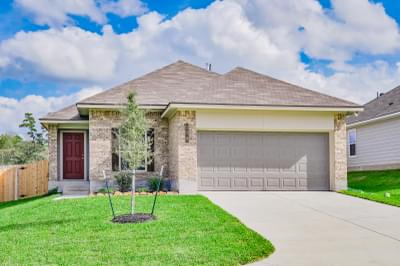 S-1475 New Home in Killeen