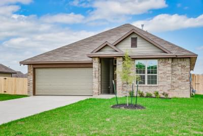 S-1514 New Home in Navasota
