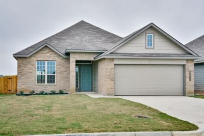 S-1613 New Home in Conroe