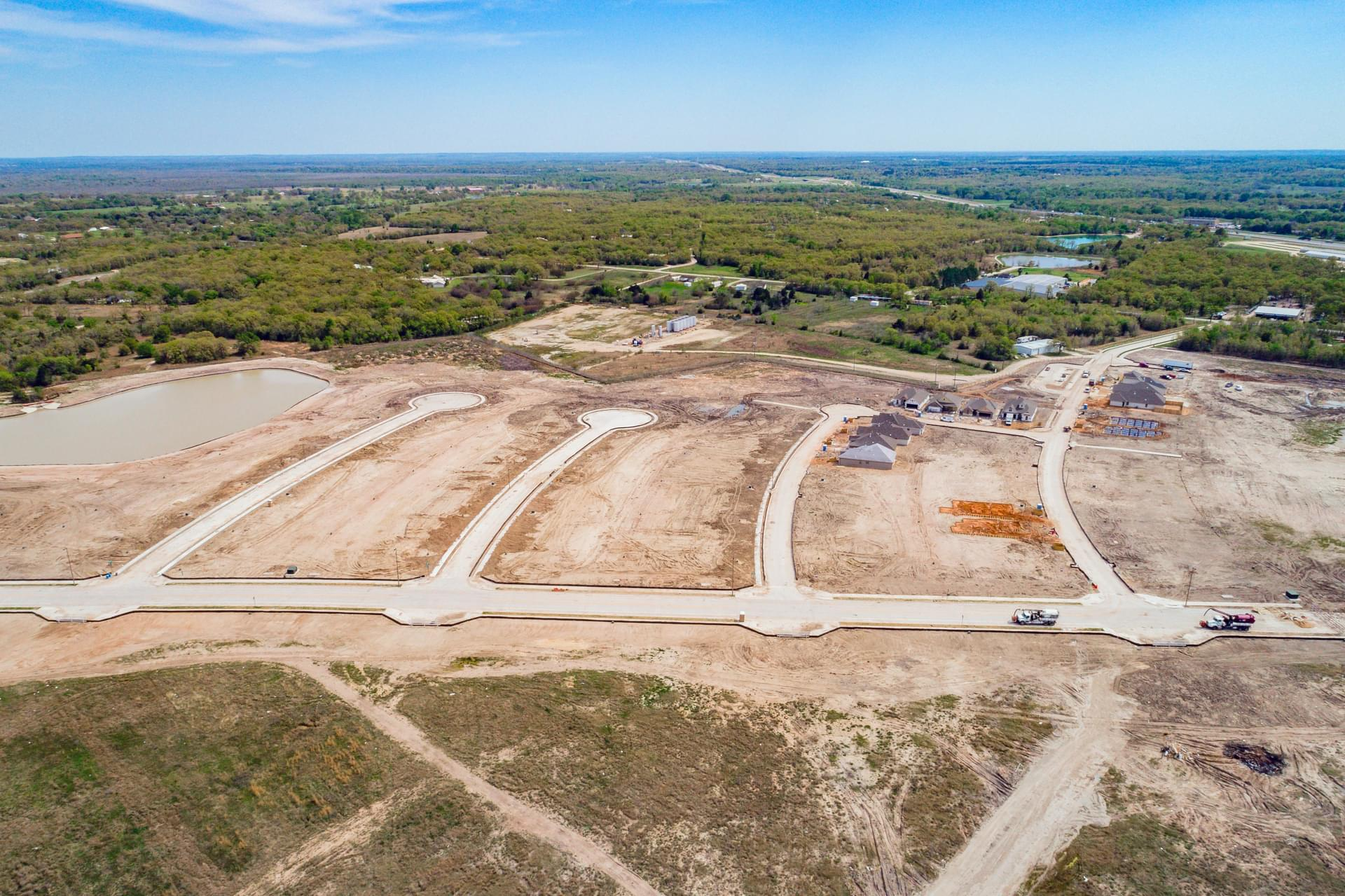 College Station, TX New Homes