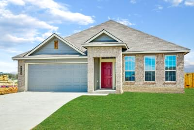 Temple, TX New Homes