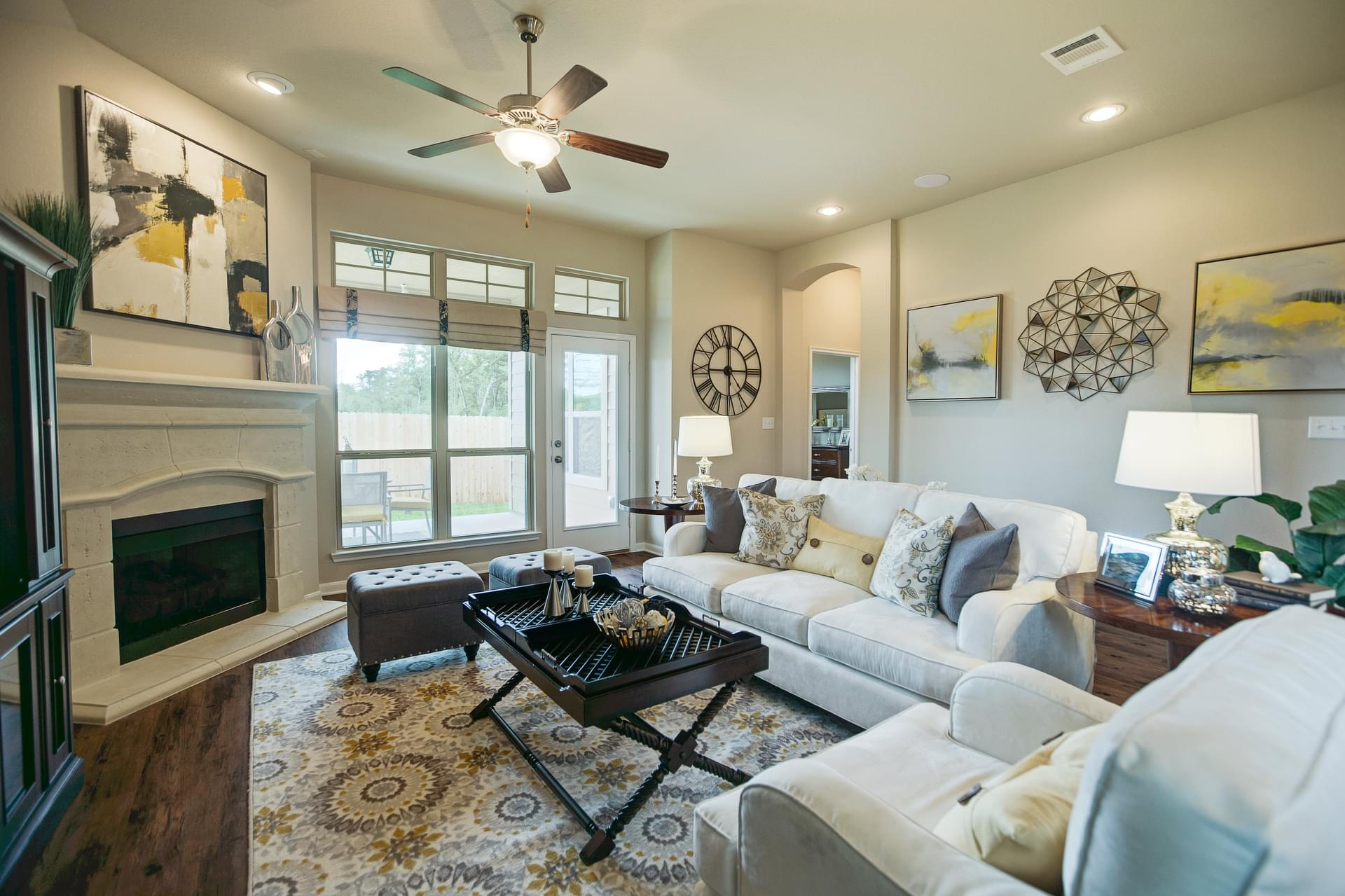 Sterling Ridge New Homes in Huntsville, TX