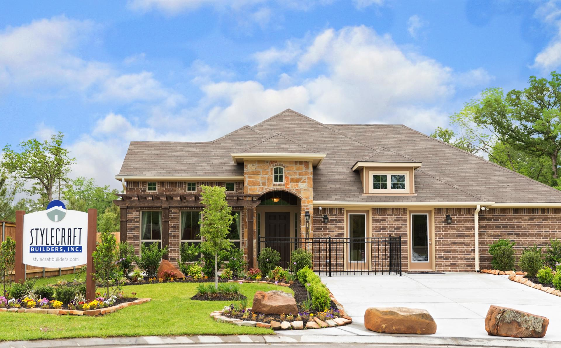 New Homes in Huntsville, TX