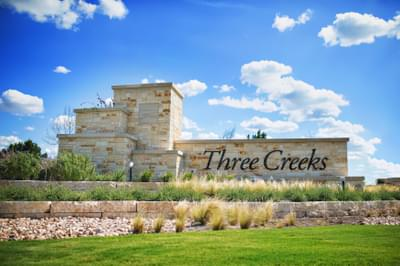 Three Creeks New Homes in Belton, TX