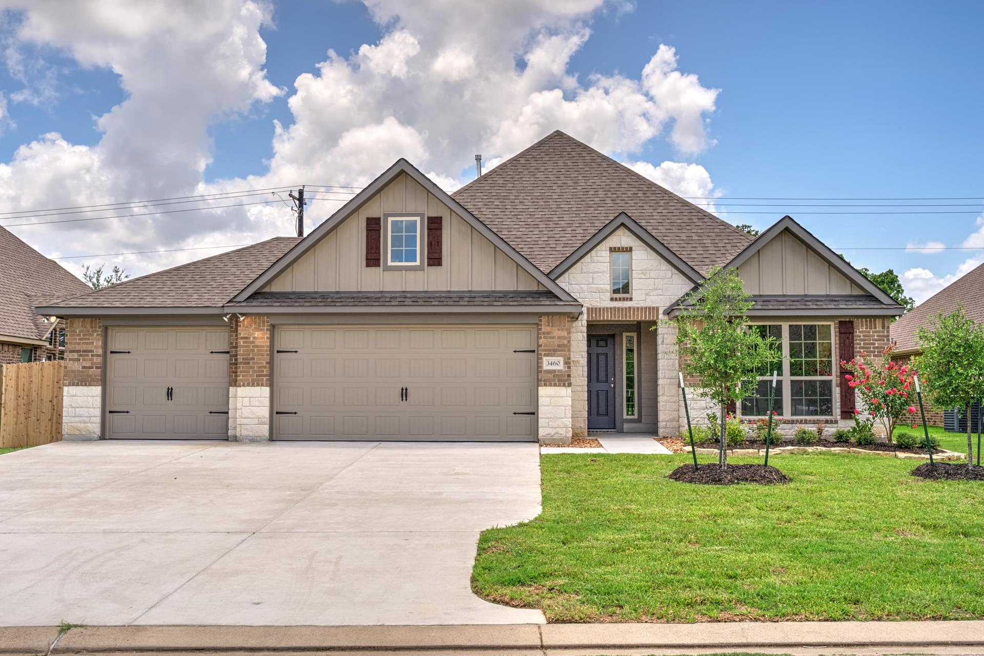New Home in Bryan, TX