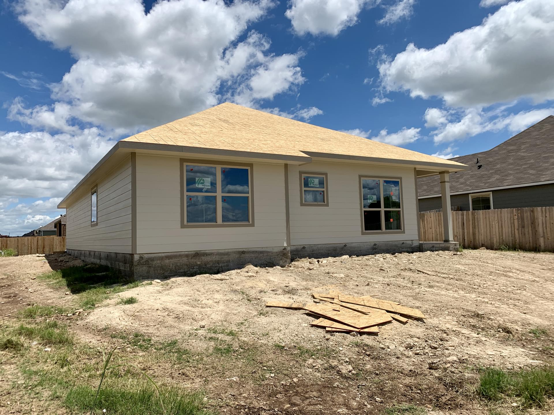 1,517sf New Home in Temple, TX