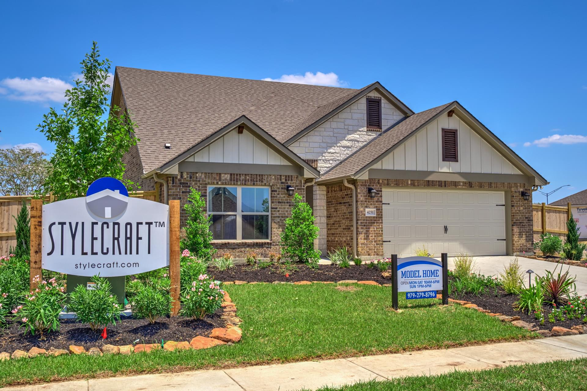 Oakmont New Homes in Bryan, TX