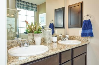 Brentwood New Homes in Waco, TX