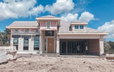 1,825sf New Home in Belton, TX