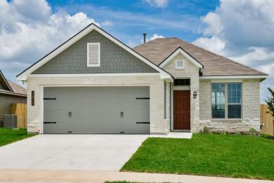 1363 Home with 3 Bedrooms Elevation C