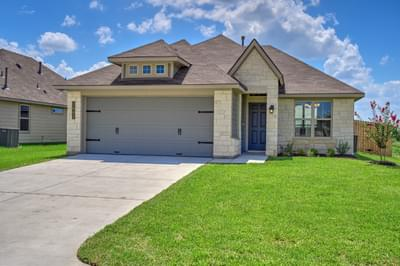 1363 New Home in Bryan