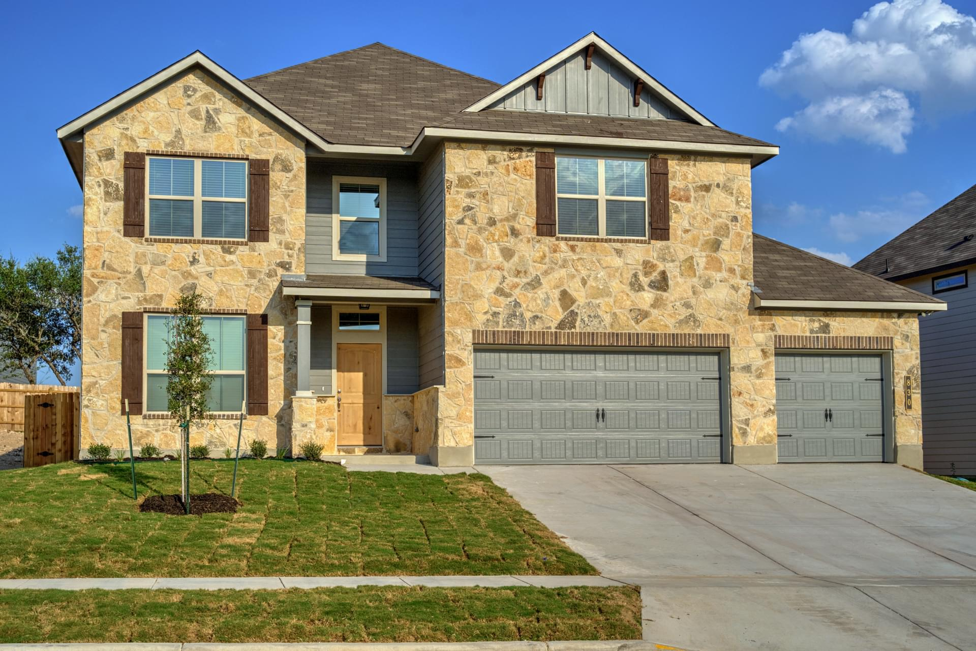 3232 New Home Floor Plan