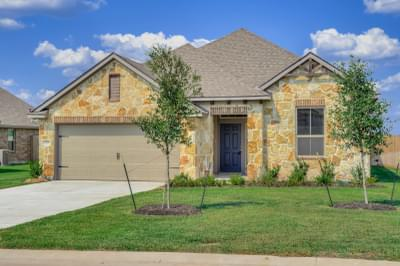 2082 New Home in Brenham