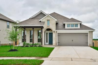 1818 New Home in Conroe