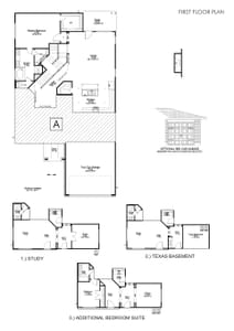 5br New Home in Belton, TX